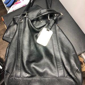 Armani Exchange bucket bag